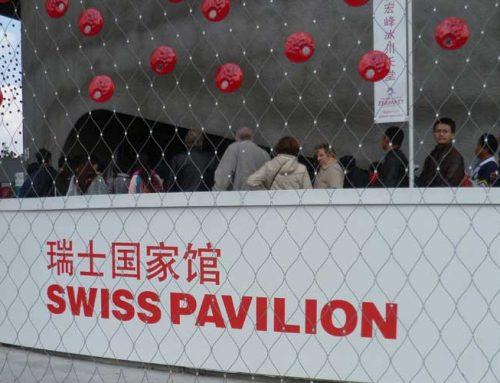 Swiss Pavilion Expo 2010 Shanghai